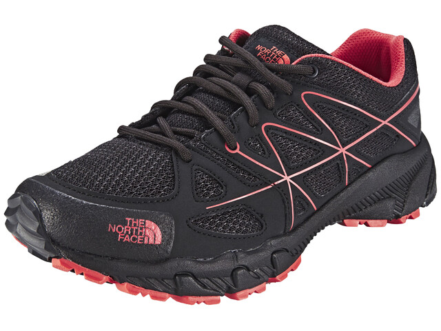 The North Face Storm MS Shoes Women Phantom Grey/Cayenne Red